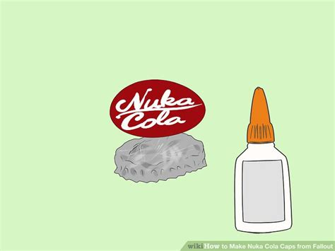 nuka cola cap template how to make nuka cola caps from fallout 10 steps with