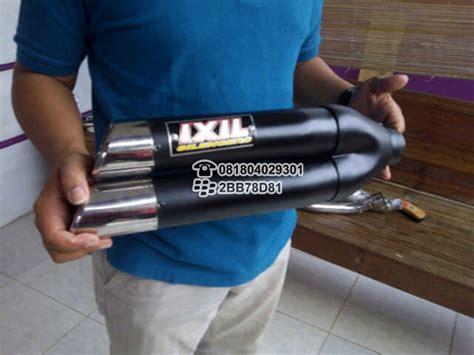 Knalpot Racing R15 Yoshimura R11 Rainbow Custom pilihan model dan harga knalpot racing 2 lubang dual