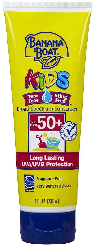 banana boat sunscreen investigation america s top selling sunscreens do not match up to their
