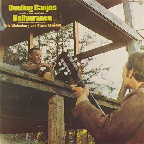 eric weissberg and steve mandell dueling banjos from the
