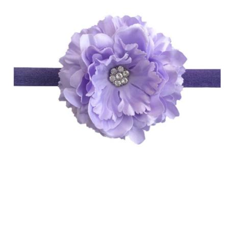 purple flower headband flowers ideas for review