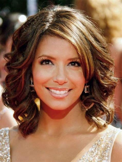 Curly Shoulder Length Hairstyles by Curly Hairstyles Shoulder Length Behairstyles