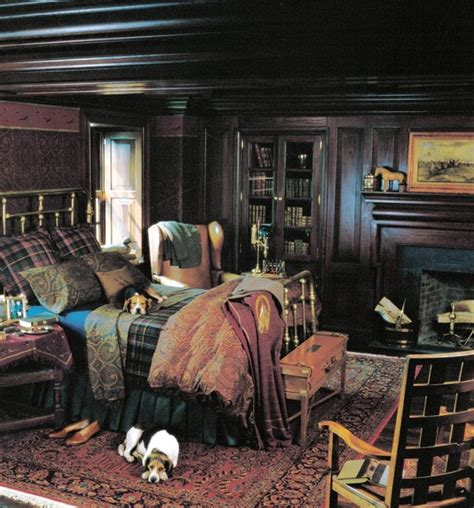 ralph lauren bedrooms learning from 30 years of ralph lauren home wsj