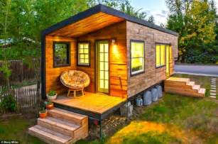 Build Small Home by The Tiny Home Built From Scratch For 11 000 By Architect