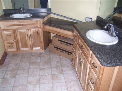 Corner Countertops by Bathroom Corner Cabinet With Countertop Bathroom Cabinets