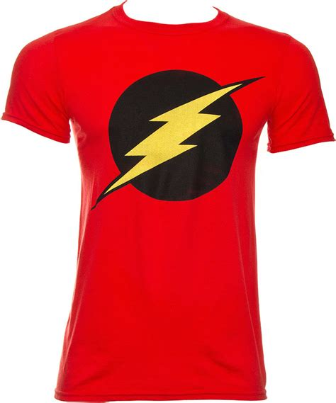 Tshrit The Flash 18 dc comics the flash logo t shirt shopstyle au