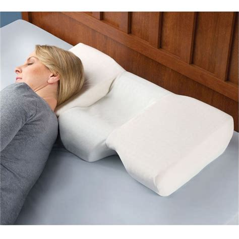 Neck Pillow Side Sleeper by 93 Best Images About Mrs Grove On Pillows For Side Sleepers Neck Support Pillow
