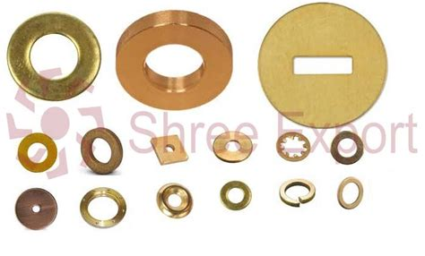 Helical Gear Bor 10mm D105 shree export india brass washer manufacturer