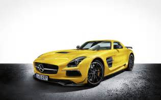 Mercedes Sos 2014 Mercedes Sls Amg Black Series Wallpaper Hd Car