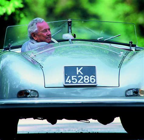 100 Geburtstag Ferry Porsche Und Der Traum Vom