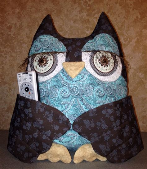 pattern for owl remote holder 40 best images about finally finished on pinterest