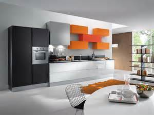 ultra modern kitchen with orange gloss interior design achitecture magnificent modern japanese houses design
