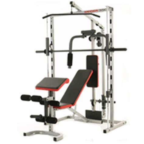 Banc De Musculation Weider 8950 by Banc De Musculation Appareil Mat 233 Riel