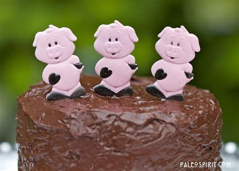 Bacon And Chocolate Together Only If Pigs Fly by Chocolate Ganache Bacon Frosting