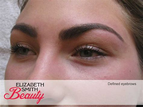 the hd brows look elizabeth smith beauty