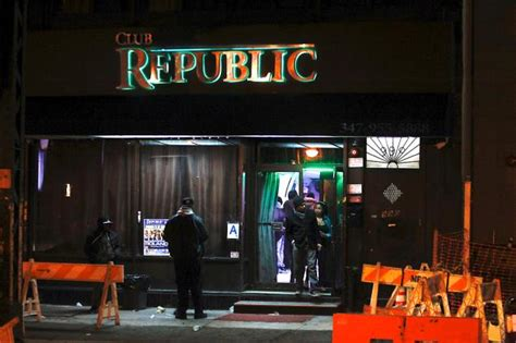 mafia social clubs brooklyn 3 shot 1 stabbed in separate brooklyn and bronx incidents