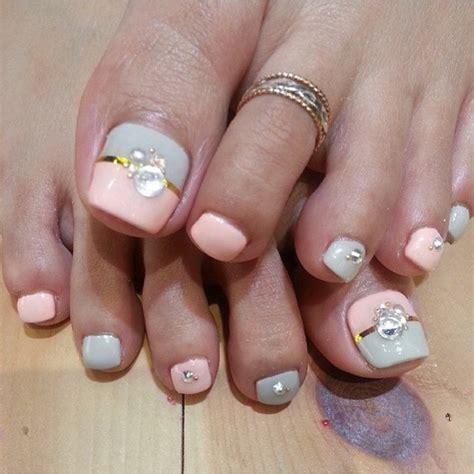 wedding toe nail art design white on white french pedicure 38 latest wedding toe nail art design ideas