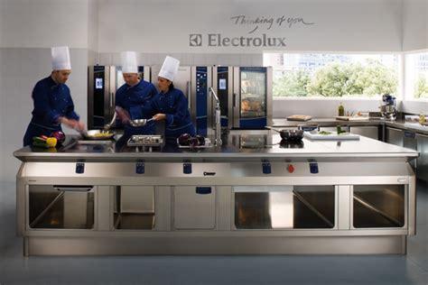 electrolux cucine chi siamo electrolux creatori di cucine professionali