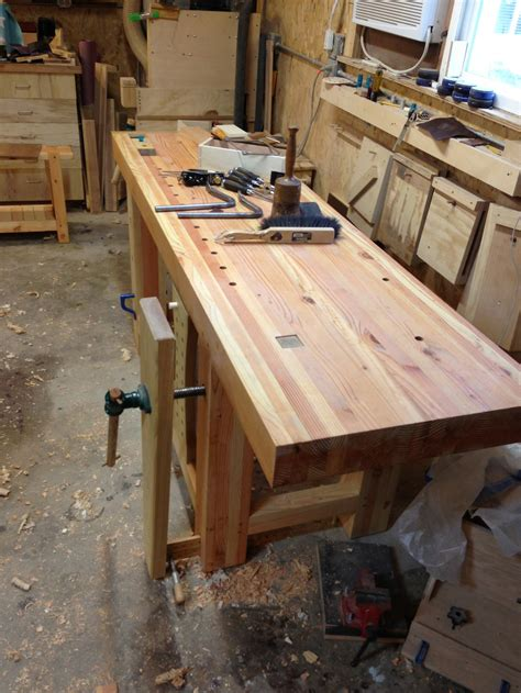 Kitchen Bench Ideas roubo workbench dcw woodworks