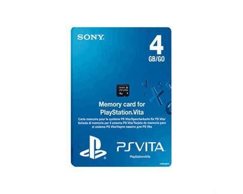 Memory Card Ps Vita 4gb 4gb ps vita memory card price in pakistan propakistani