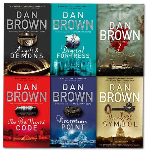 libro inferno robert langdon book dan brown robert langdon series 6 books collection set inferno lost symbol ang ebay