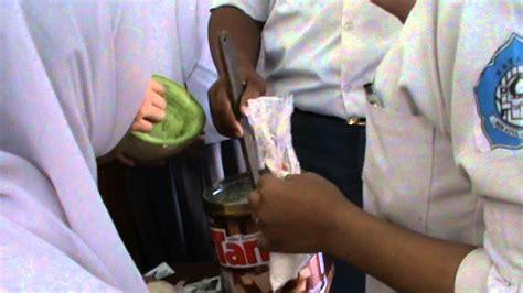 youtube membuat ice cream praktikum sifat koligatif larutan membuat ice cream 1