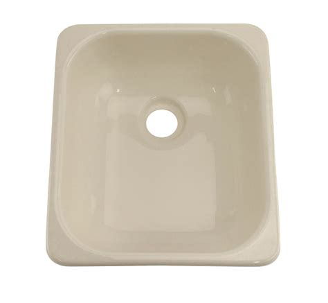 Better Bath 15 Quot X 12 3 4 Quot Square Galley Kitchen Sink 12 Kitchen Sink