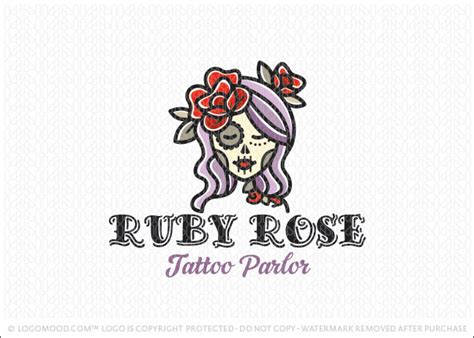 tattoo logo download readymade logos for sale ruby rose tattoos readymade