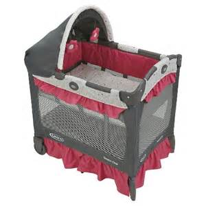 graco 174 travel lite crib bassinet alma target