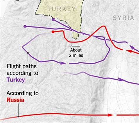 russia turkey map nato russia tensions rise after turkey downs jet the new