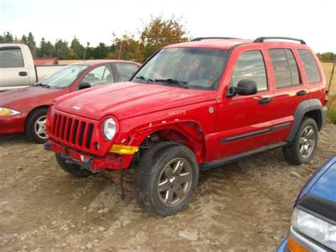 2005 Jeep Liberty Parts And Accessories 2005 Jeep Liberty Engine Accessories 682 Liberty 682 00618