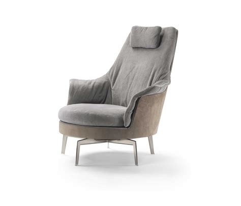 GUSCIOALTO LIGHT ARMCHAIR Lounge chairs from Flexform Architonic