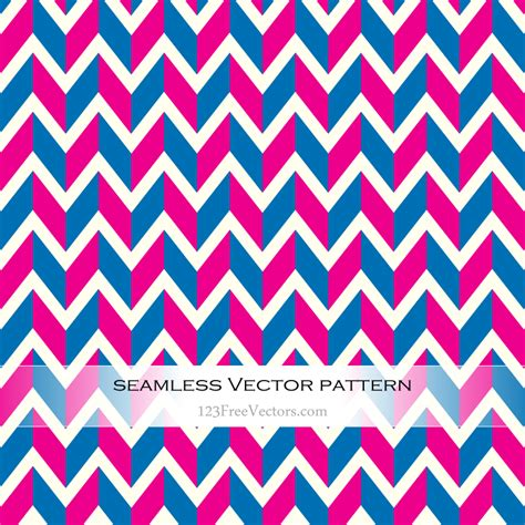 chevron pattern pink and blue blue and pink chevron pattern vector 123freevectors
