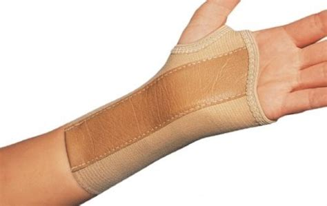 NEW PROCARE ELASTIC WRIST BRACE W/ METAL STAY CARPAL TUNNEL SUPPORT ALL SIZES!!   eBay