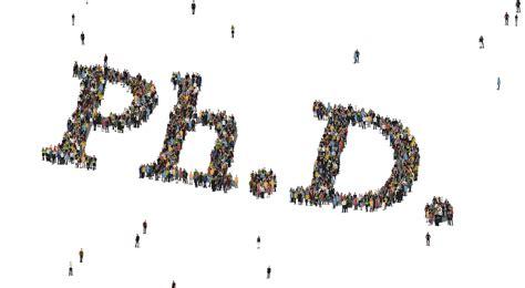Online Phd Programs by Ph D Programs In The U S