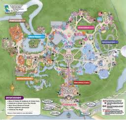 Disney World Map Pdf by Magic Kingdom Map Pdf Images Amp Pictures Becuo