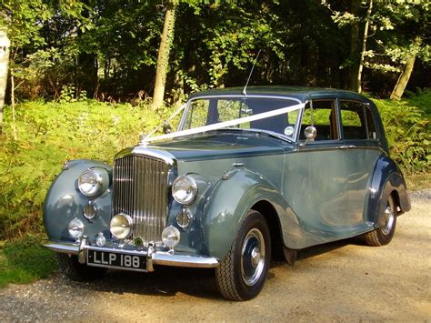bentley classic classic bentley 1950 bentley wedding car in fontwell
