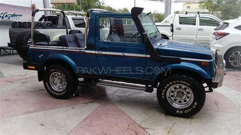 potohar jeep modified suzuki potohar 1995 for sale in karachi pakwheels
