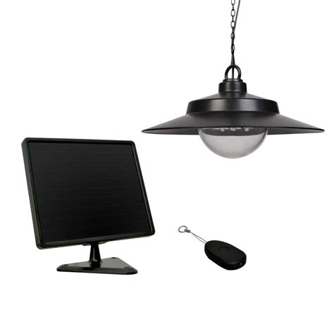solar light show with remote sunforce black solar hanging light with remote 81091 the