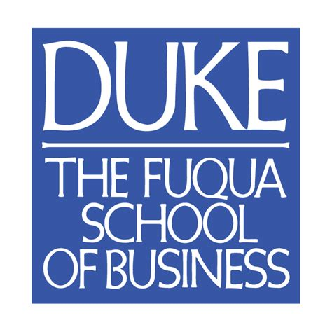 Duke Mba Communication by The Fuqua School Of Business Free Vector 4vector