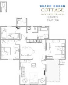 Beach Cottage Floor Plans Our Property Beach Holiday Houses In Seaspray Inverloch
