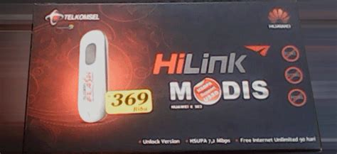 Pasaran Modem Flash setting modem telkomsel flash hilink huawei ppob btn