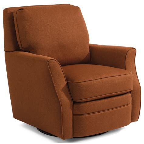 Flexsteel Brynn 0125 11 Casual Swivel Chair Hudson S Flexsteel Swivel Chair