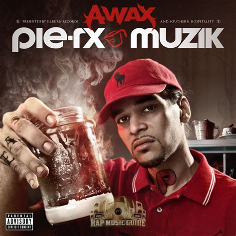 pierx graphics a wax pie rx muzik cd rap music guide