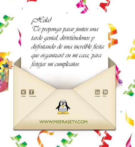 imagenes de invitaciones de cumpleaños bonitas feliz cumplea 241 os amor mio