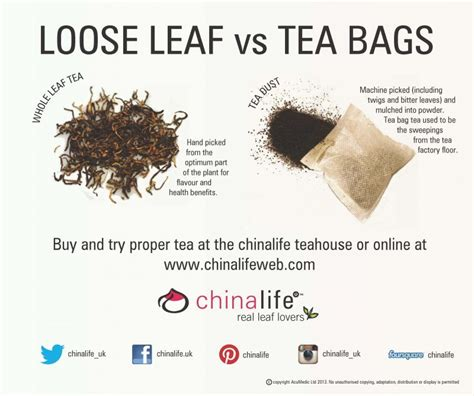 Tea Leaves Vs Tea Bags For Detoxing by Hanger Tea Bags Minikeyword