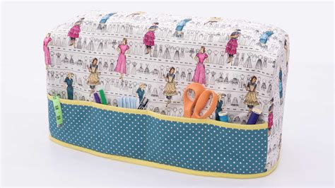 pattern for sewing machine cover sewing machine cover professorpincushion professor