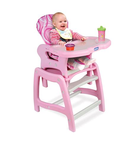armchair for baby badger basket envee baby high chair with playtable