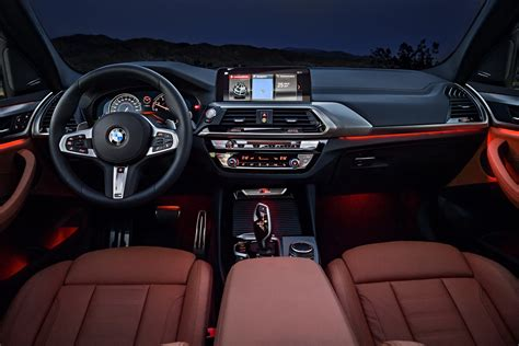 bmw suv interior all 2018 bmw x3 looks familiar but has more tech