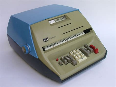 calculator btg rotary calculators hamann 505